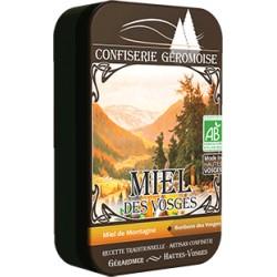 Bonbons bio miel de montagne Vosges