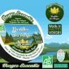 Pastilles des Vosges au sapin, miel, et plantes