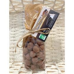 Chocolat enrobé Noisettes -Chocolat Lait