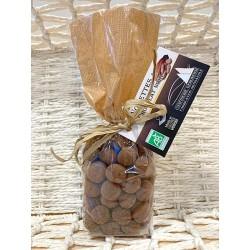 Chocolat enrobé Noisettes -Chocolat Noir / Disponible du 1er octobre au 30 avril à la livraison