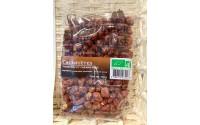 Cacahuètes torréfiées et caramélisées